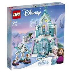 LEGO 43172 Elsas Magical Ice Palace
