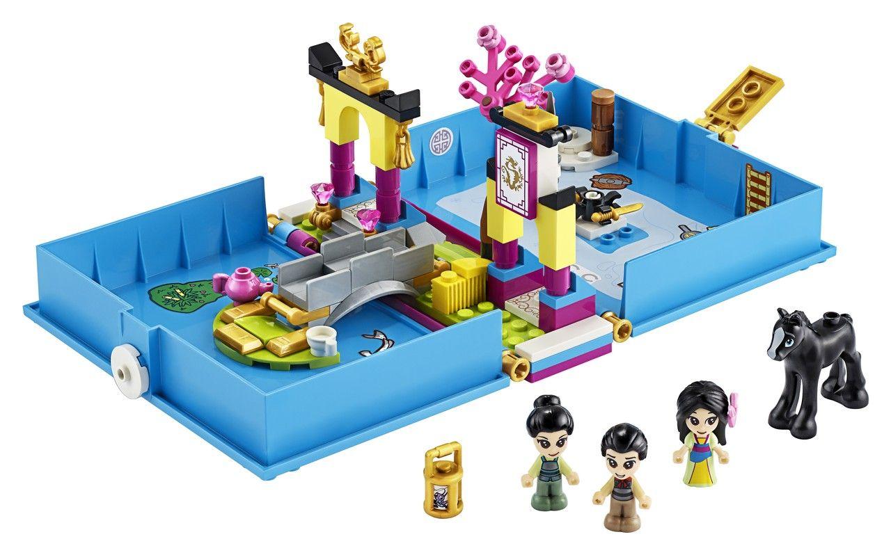 Lego 43174 Cuentos e Historias: Mulán