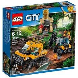 Lego City Jungle Explorers Jungla: Misión en Semioruga