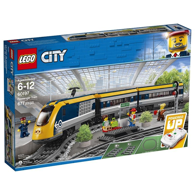 Tren de pasajeros