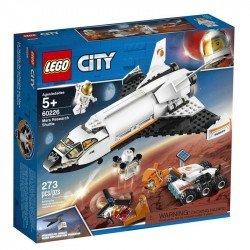Lego 60226 Transbordador Científico a Marte