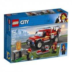 Lego  60231 Camión de Intervención de la Jefa de Bomberos