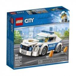 Lego 60239 Auto Patrulla de la Policía