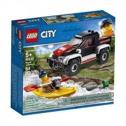 Lego 60240 Aventura en Kayak