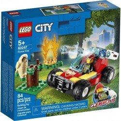 Lego 60247 Incendio en el Bosque