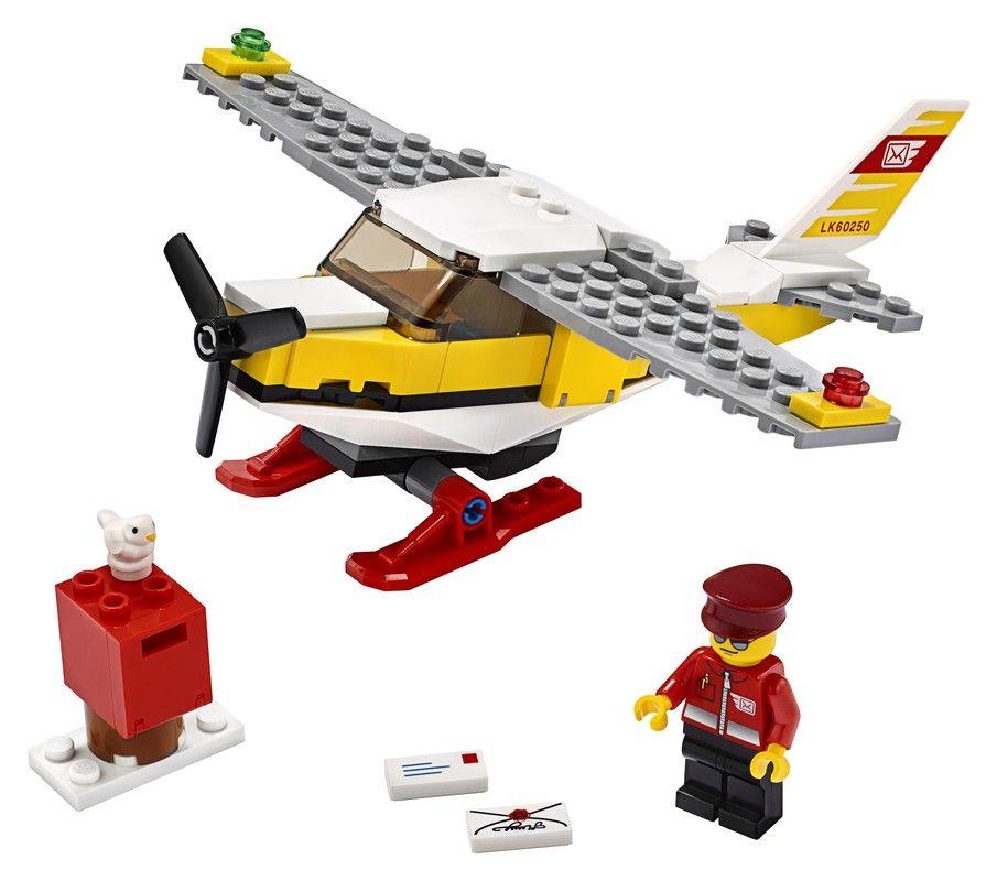 Lego 60250 Avión del Correo