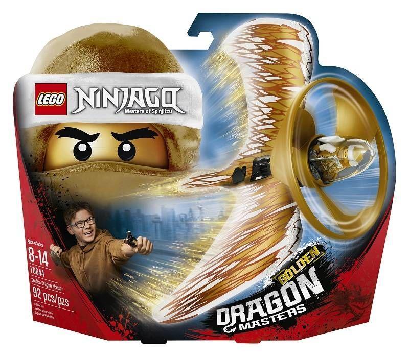 Maestro del Dragón Dorado