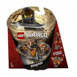 Lego 70662 Spinjitzu Cole