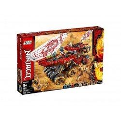 Lego 70677 Navío Terrestre