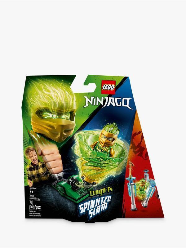 Lego 70681 Spinjitzu Slam: Lloyd