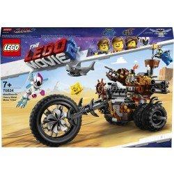 Lego 70834 Trimoto Metálica de Barba Metálica