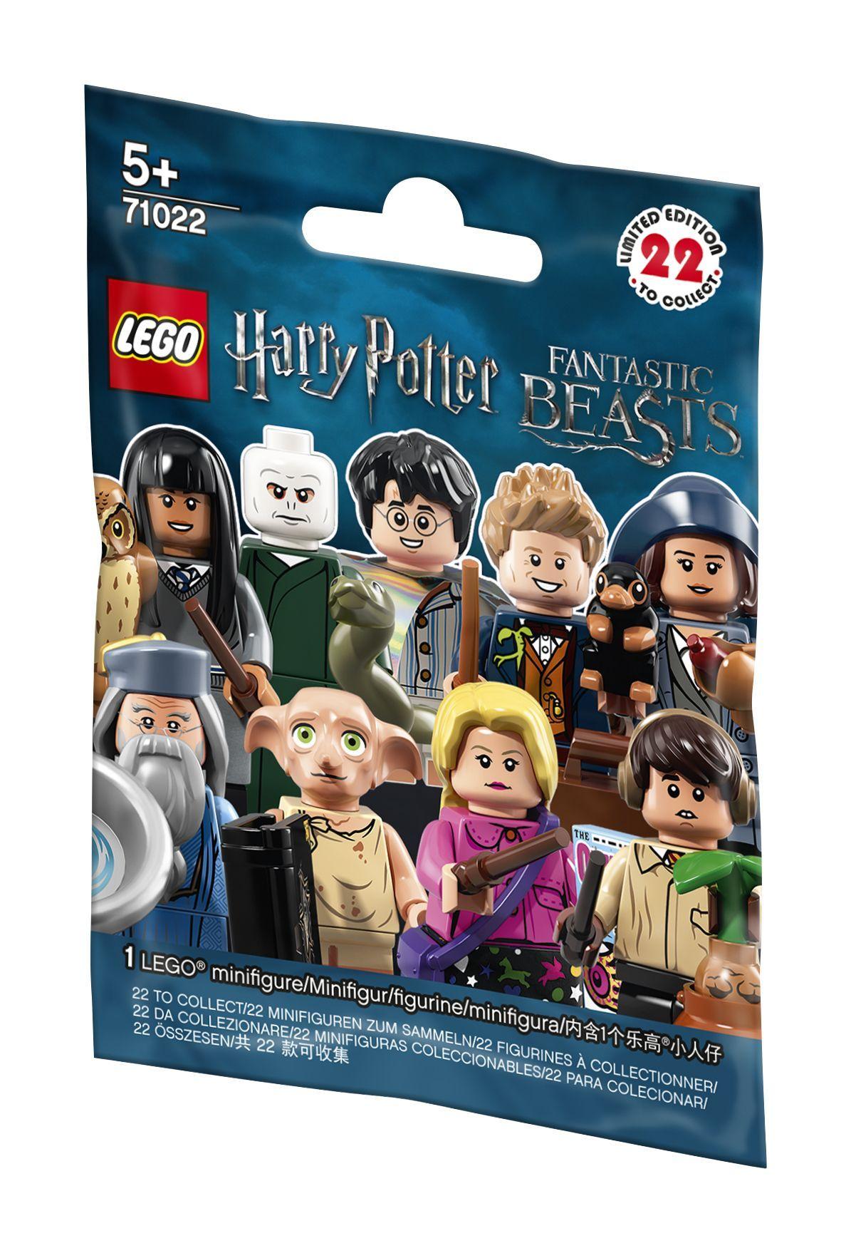 Harry Potter y Animales Fantásticos , Figura Sorpresa