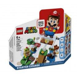 LEGO Super Mario® 71360 Pack Inicial: Aventuras con Mario