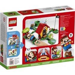 LEGO® Super Mario 71367 Set de Expansión: Casa de Mario y Yoshi