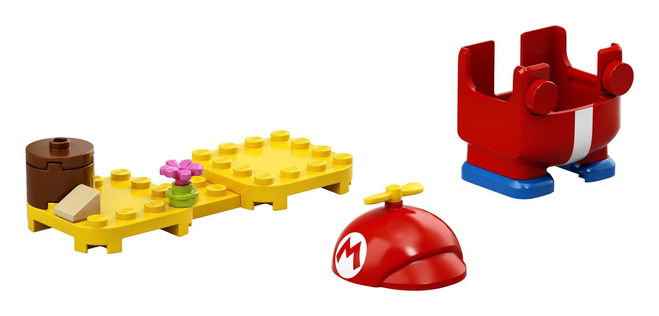 LEGO® Super Mario 71371 Pack Potenciador: Mario Aviador