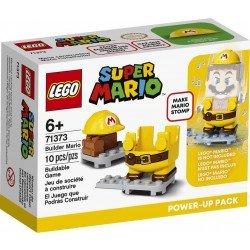 LEGO® Super Mario 71373 Pack Potenciador: Mario Constructor
