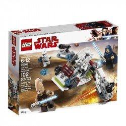 Pack de combate: Jedi? y soldados clones
