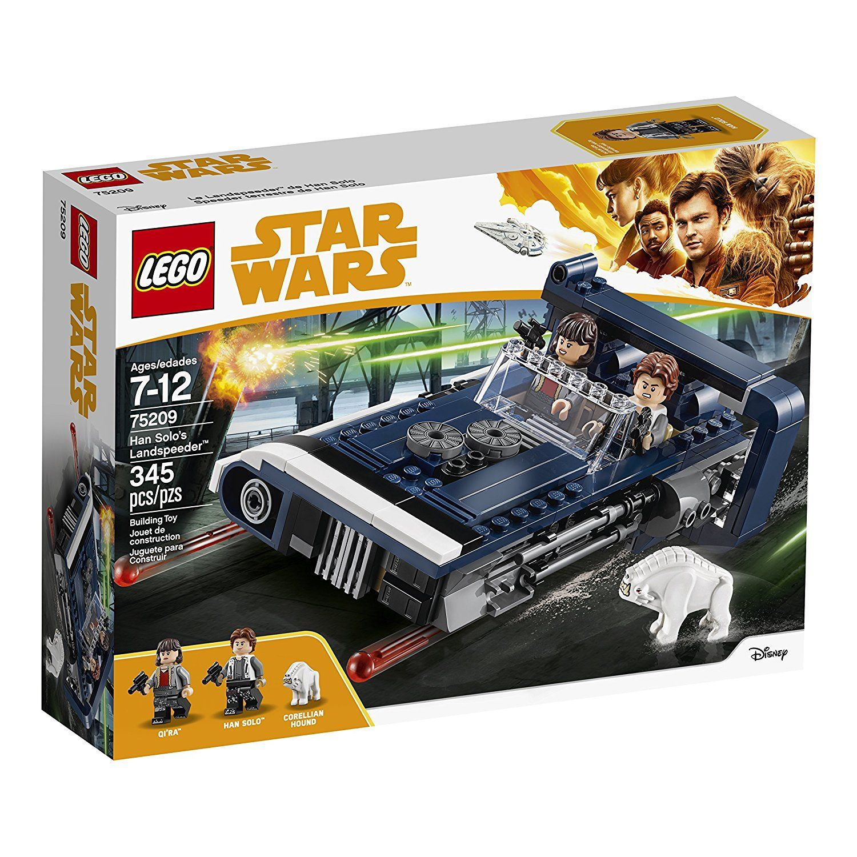Lego 75209 Speeder terrestre de Han Solo