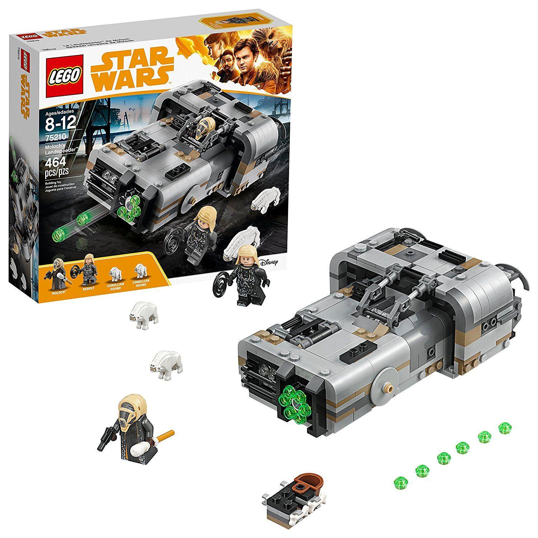 Lego 75210 Speeder terrestre de Moloch