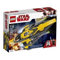 Caza espacial Jedi de Anakin