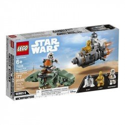 Lego 75228 Microfighters: Cápsula de Escape vs. Dewback?