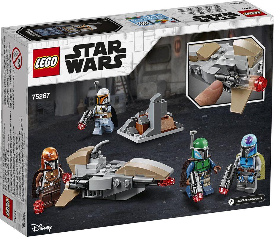 LEGO 75267 Pack de Combate: Mandalorianos 75267