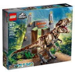 LEGO 75936 Parque Jurásico: Caos Del T. Rex