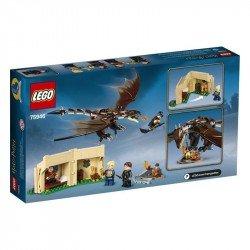 Lego 75946 Desafío de los Tres Magos: Colacuerno Húngaro