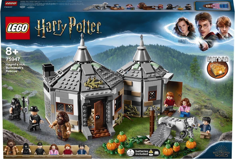 Lego 75947 Cabaña de Hagrid: Rescate de Buckbeak