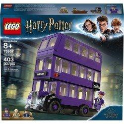 Lego 75957 Autobús Noctámbulo