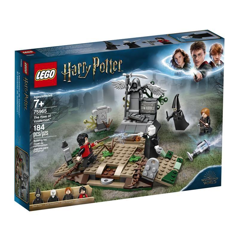 Lego 75965 El ascenso de Voldemort?