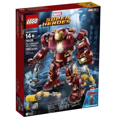 Lego 76105 Hulkbuster Edición Ultrón Juguetron