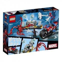 Lego 76113 Rescate en Moto de Spider-Man