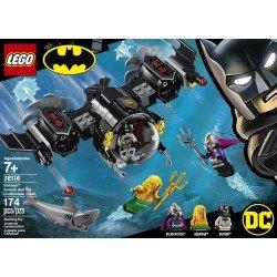 Lego 76116 Batisubmarino de Batman? y el Combate Bajo el Agua