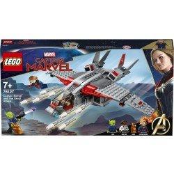 Lego 76127 Capitana Marvel: Ataque de los Skrulls