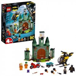 Lego 76138 Batman? y el Escape del Guasón