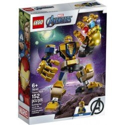 Lego 76141 Armadura Robótica de Thanos