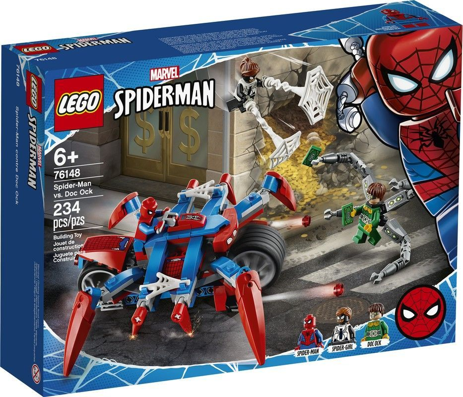 Lego 76148 Spider-Man vs. Doc Ock