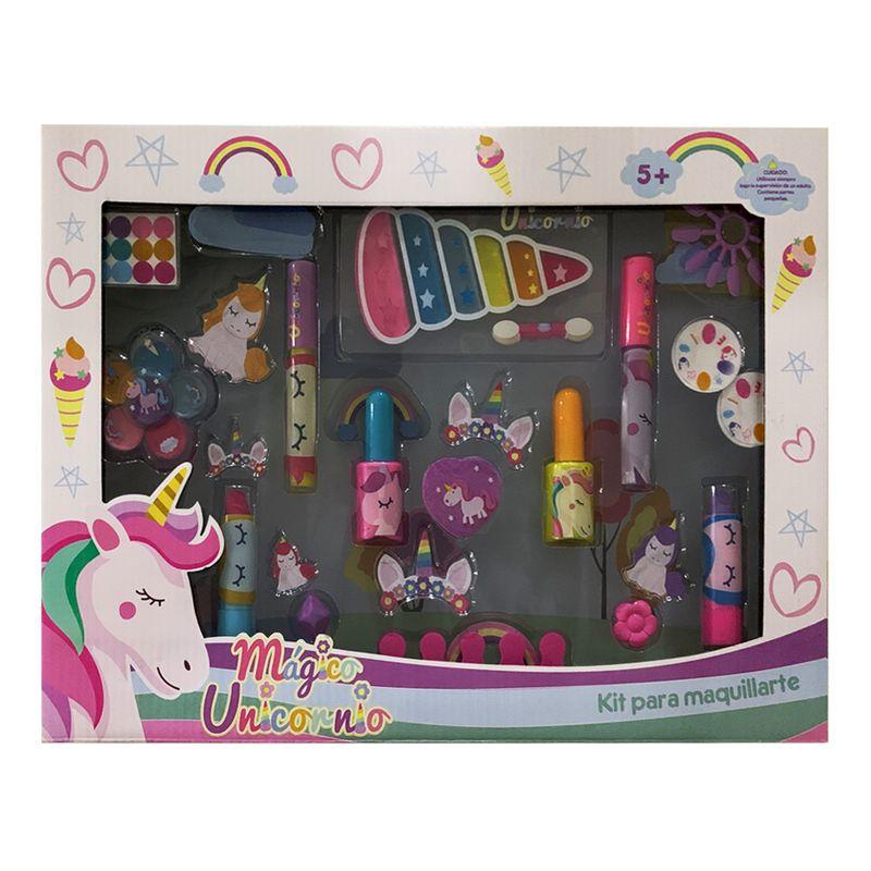 Kit de Maquillaje Magico Unicornio