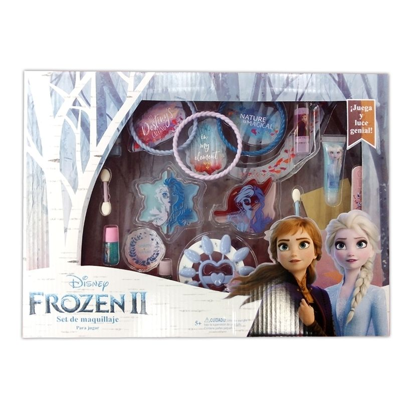 Caja Estuche de Maquillaje Frozen 2