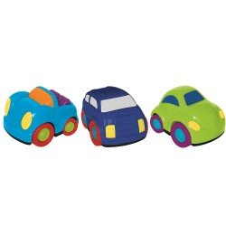 SET DE 3 DIVERTICOCHES KIDS ZONE