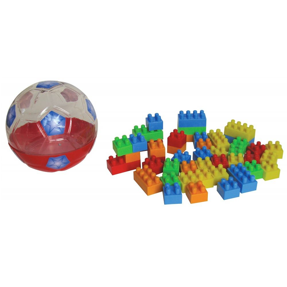 BALON CON BLOCKS KIDS ZONE
