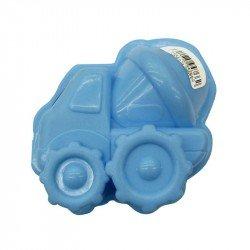 Molde Para Arena Básico Camión de Cemento Azul