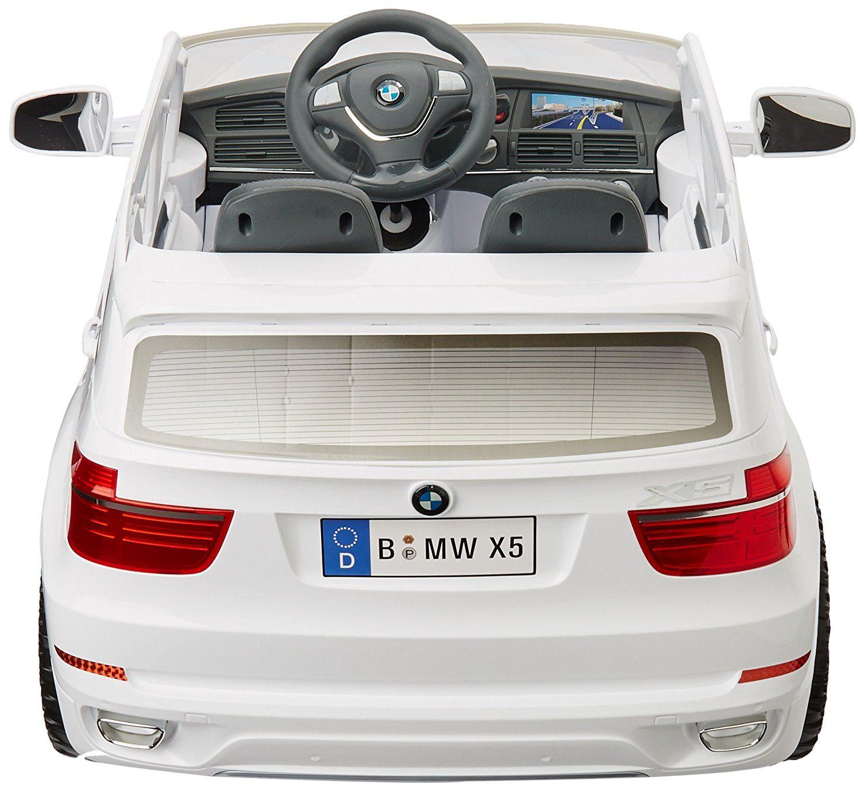 CAMIONETA BMW X5 BLANCO