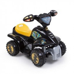 Montable Moto Mini Quad Batman Prinsel