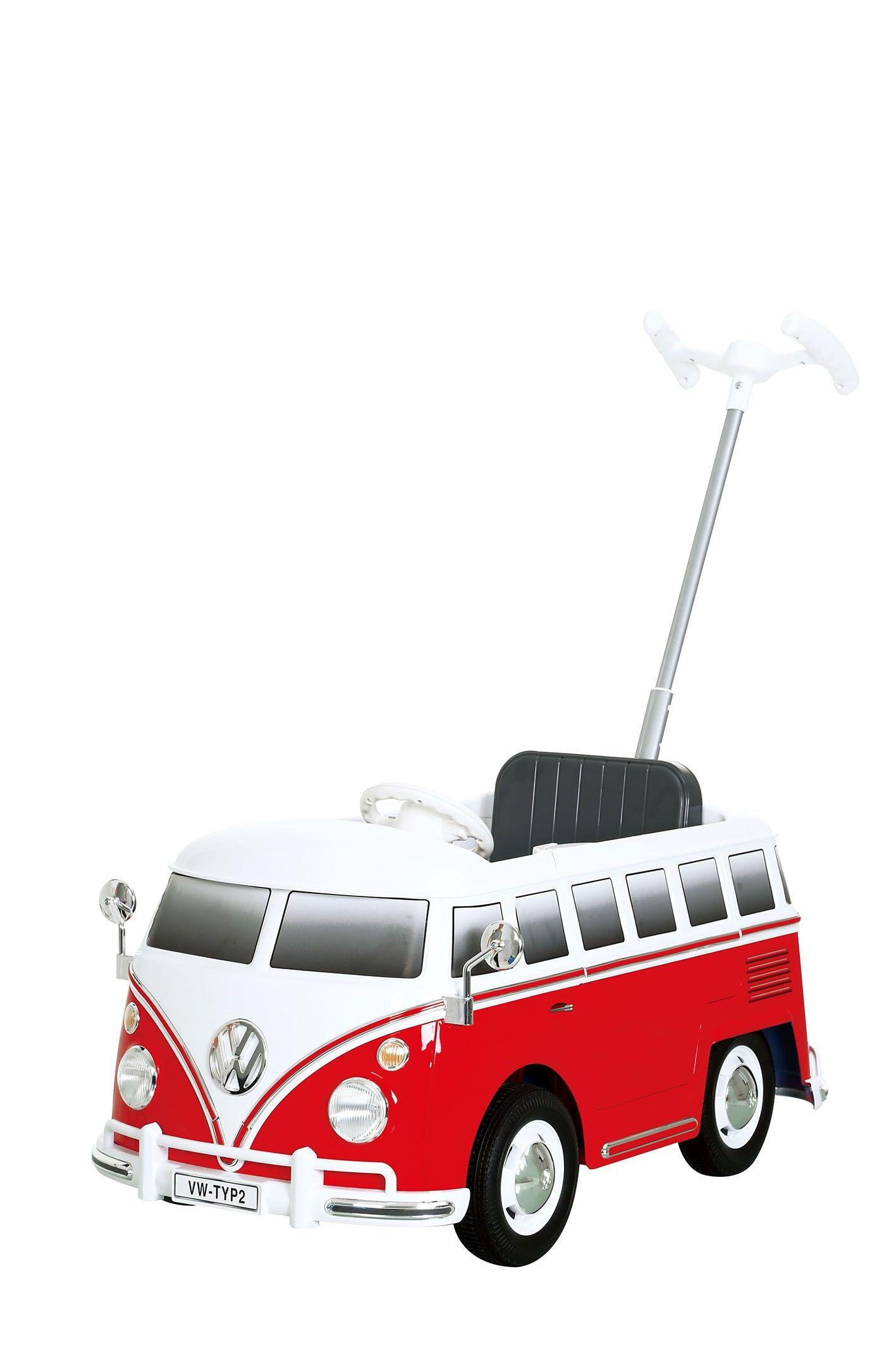 VW MINI BUS PUSH CAR