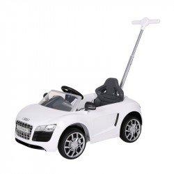 Montable Audi Blanco Para Bebe Prinsel