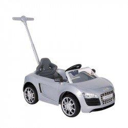 Montable Audi Plata Para Bebe Prinsel