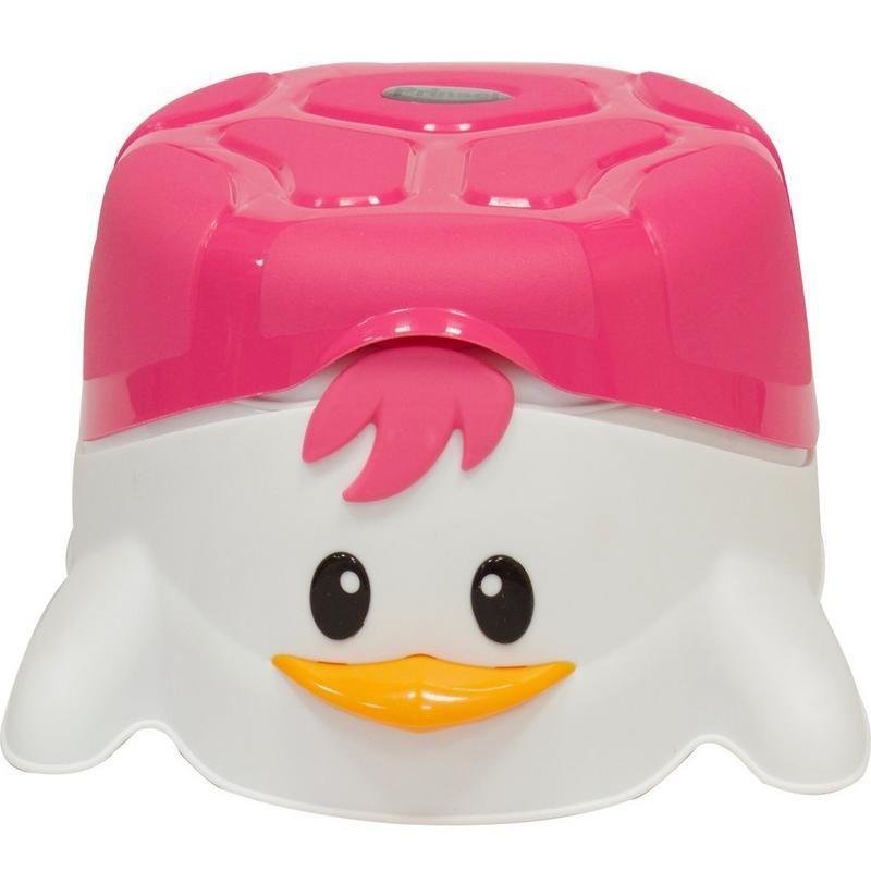 Prinsel Entrenador Pingüino niña 4 en 1
