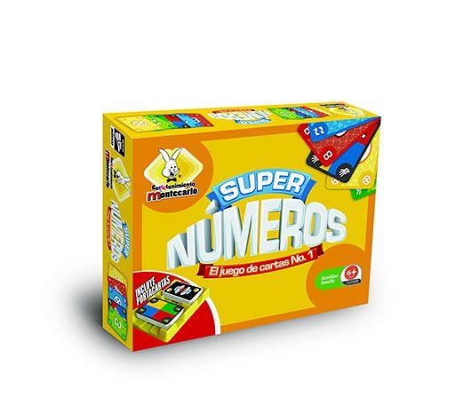 SUPER NUMEROS